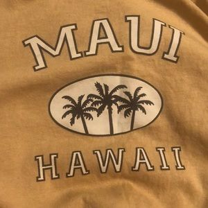 Anvil L Maui Hawaii Short Sleeve